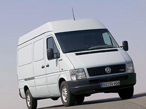Volkswagen LT 5 дв. минивэн LT