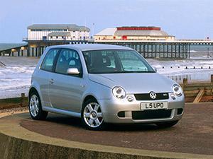 Volkswagen Lupo 3 дв. хэтчбек Lupo