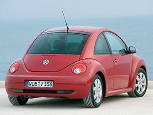 Volkswagen Beetle 3 дв. хэтчбеки New Beetle