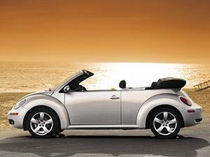 Volkswagen Beetle 2 дв. кабриолеты New Cabrio