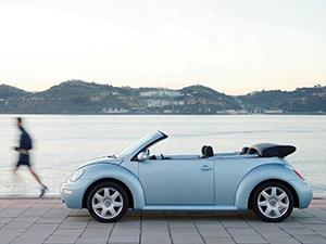 Volkswagen Beetle 2 дв. кабриолеты New Cabrio (9C/1Y)