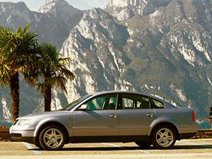 Volkswagen Passat 4 дв. седан Passat