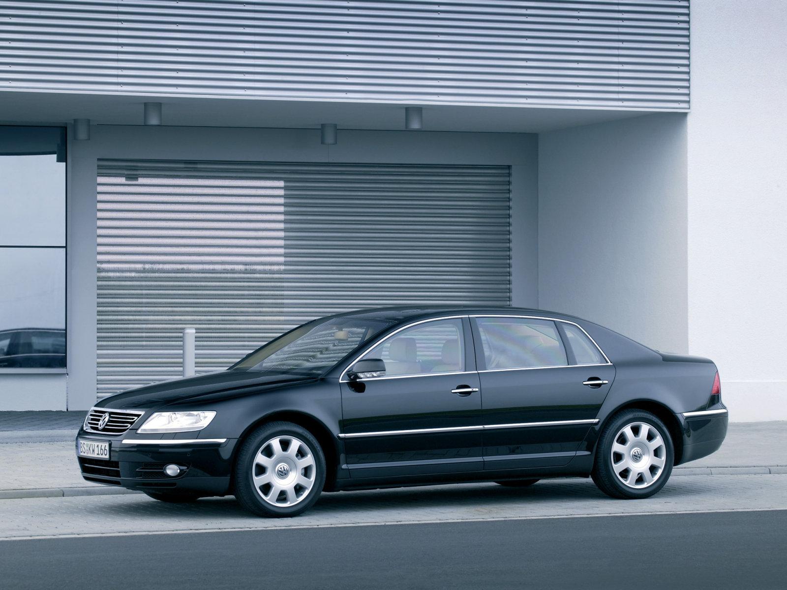 Volkswagen phaeton технические характеристики 2014