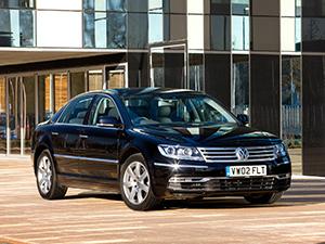 Volkswagen Phaeton 4 дв. седан Phaeton