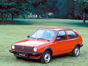 Volkswagen Polo 2 дв. купе Polo