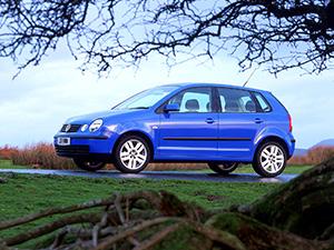 Volkswagen Polo 5 дв. хэтчбек Polo