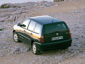 Volkswagen Polo 5 дв. универсал Variant