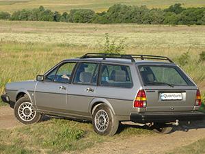 Volkswagen Quantum 5 дв. универсал Quantum
