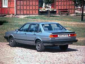 Volkswagen Santana 4 дв. седан Santana