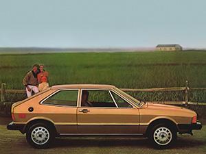 Volkswagen Scirocco 2 дв. седан Scirocco