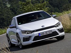 Volkswagen Scirocco 3 дв. хэтчбек Scirocco