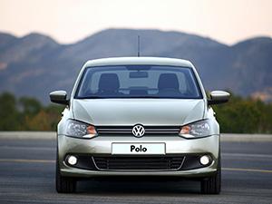 Volkswagen Polo 4 дв. седан Sedan