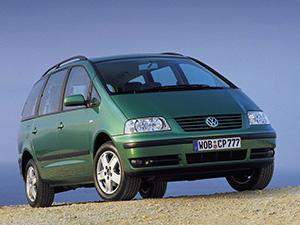 Volkswagen Sharan 5 дв. минивэн Sharan