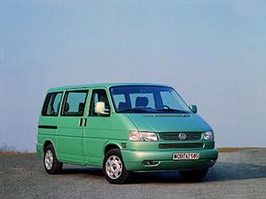 Volkswagen Caravelle 5 дв. минивэн (T4)