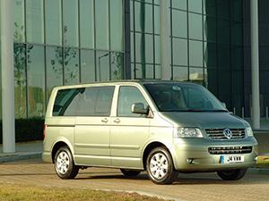 Volkswagen Transporter 4 дв. фургон (T4 Mk2)