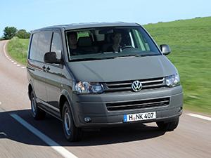 Volkswagen Transporter 4 дв. фургон (T5)