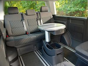 Volkswagen Caravelle 5 дв. минивэн (T5)
