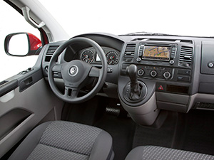 Volkswagen Transporter 5 дв. фургон (T5)