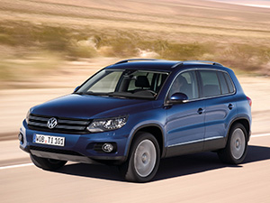 Volkswagen Tiguan 5 дв. внедорожник Tiguan