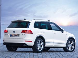 Volkswagen Touareg 5 дв. внедорожник Touareg