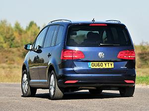 Volkswagen Touran 5 дв. минивэн Touran