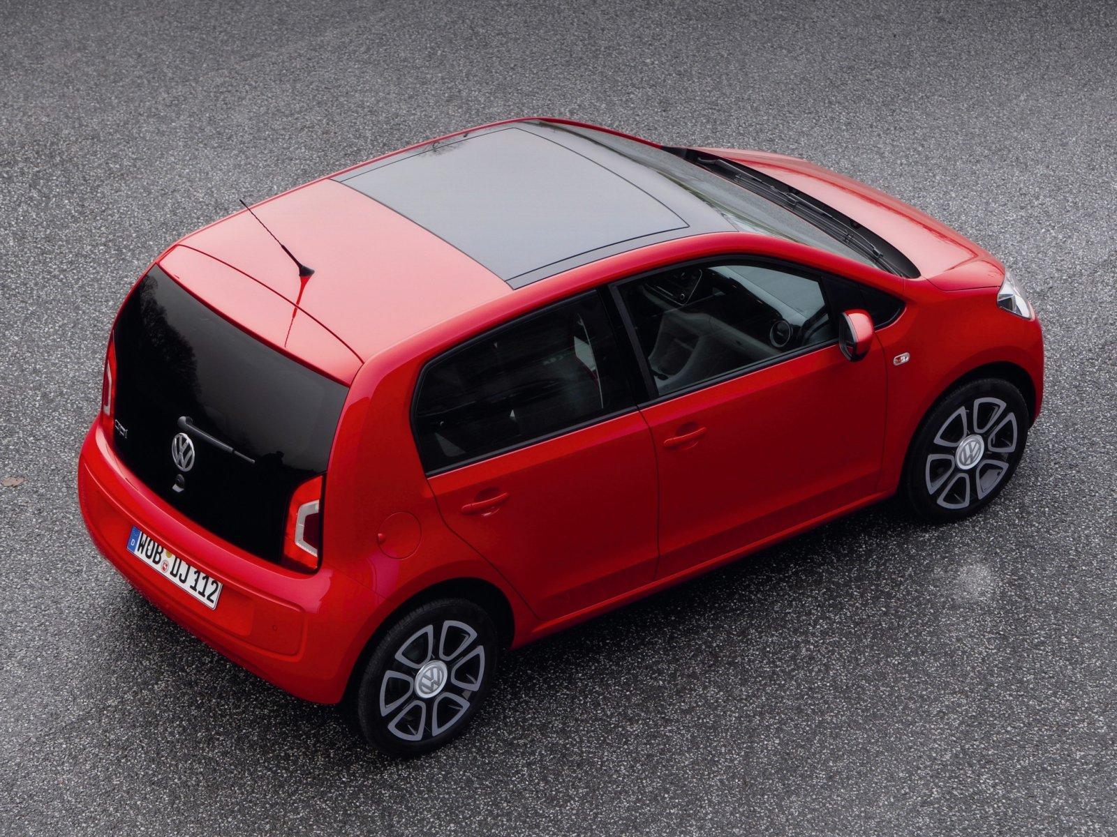 Volkswagen (Фольксваген) Up 2012- г.