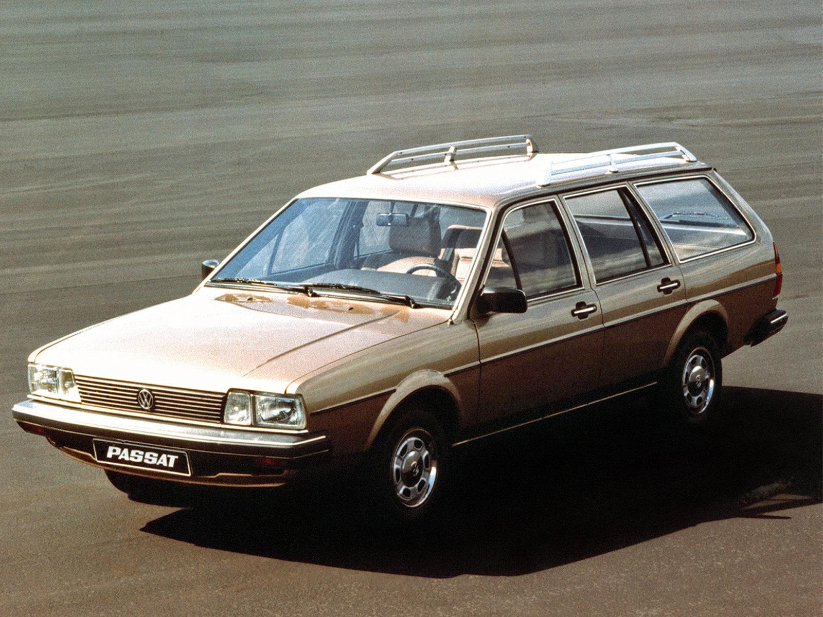 Volkswagen (Фольксваген) Passat Variant 1980-1981 г.