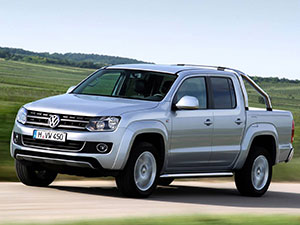 Технические характеристики Volkswagen Amarok