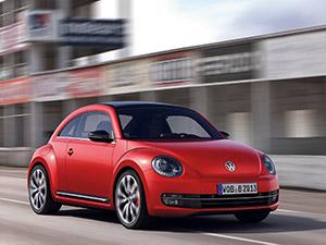 Технические характеристики Volkswagen Beetle 2.0 TDI 2011- г.