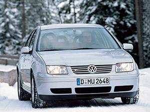 Технические характеристики Volkswagen Bora