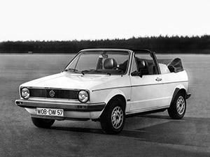 Cabriolet с 1979 по 1986