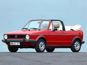 Cabriolet с 1983 по 1986
