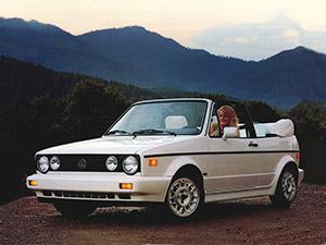 Cabriolet с 1986 по 1993