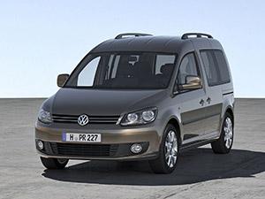 Технические характеристики Volkswagen Caddy