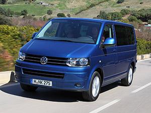 Технические характеристики Volkswagen Caravelle