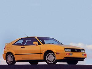 Технические характеристики Volkswagen Corrado
