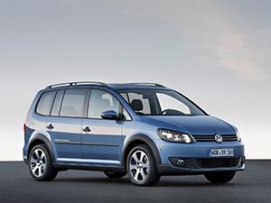 Технические характеристики Volkswagen Touran 1.4 TSI EcoFuel 2010- г.