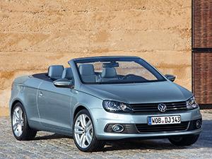 Технические характеристики Volkswagen Eos 1.4 TSI 2011- г.