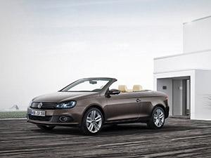 Технические характеристики Volkswagen Eos