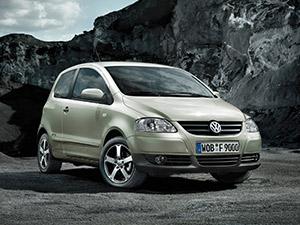 Технические характеристики Volkswagen Fox