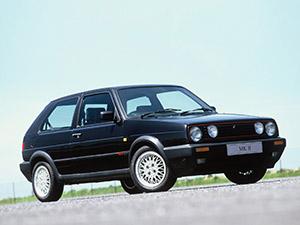 Технические характеристики Volkswagen Golf 1.6 1986-1992 г.