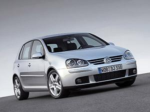 Технические характеристики Volkswagen Golf 1.9 TDI 2003-2008 г.