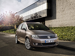 Технические характеристики Volkswagen Golf Plus