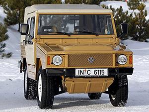 Технические характеристики Volkswagen Iltis