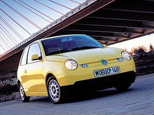 Технические характеристики Volkswagen Lupo 1.6 16V GTI 1998-2005 г.