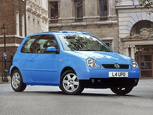 Технические характеристики Volkswagen Lupo