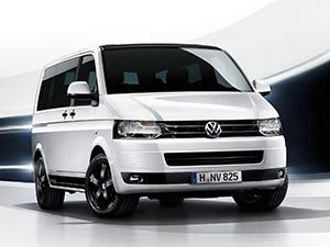 Технические характеристики Volkswagen Multivan