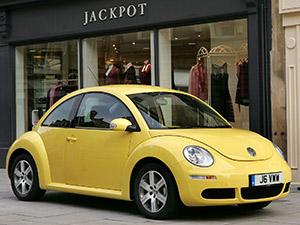 New Beetle с 2005 по 2011
