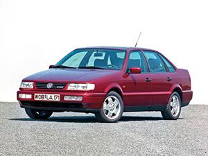 Технические характеристики Volkswagen Passat 1.9 TD 1993-1996 г.