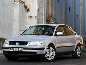 Технические характеристики Volkswagen Passat 1.9 TDI 1996-2000 г.